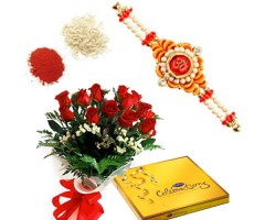 Rakhi-Sweet Celebrations