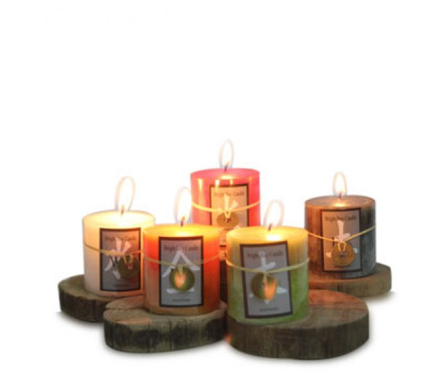 Bright Bay Candle