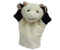 Cow Hand Puppet