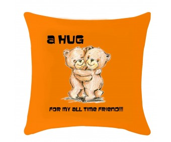 Hug For Friends Cushion
