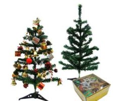Xmas Tree with Decor Box