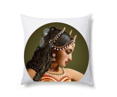 Beauty Personified Cushion