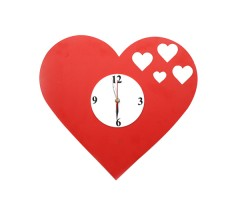 Hearty Time Wall Clock