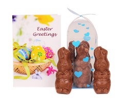 A Chocolate Hare Day