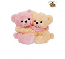 Cute Cream Colour Dimpy Teddy Bear