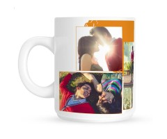 New Year Photo Mug