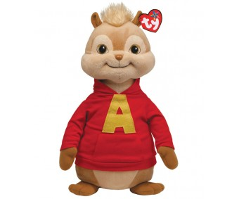 TY Toy Alvin-Chipmumk - 6 Inches