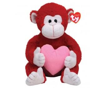 TY Toy Dynamite Monkey - 13 Inches