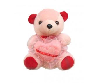 Tickles Take My Heart Away Teddy Soft Toy - 20 cm