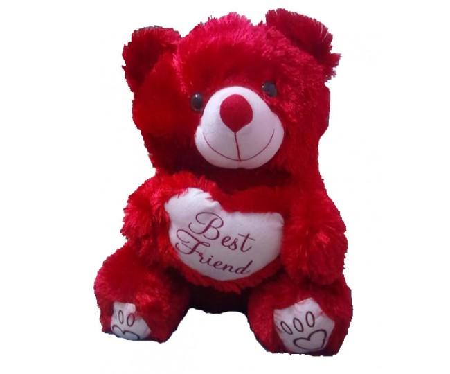 Zavlin Toys Red Teddy Soft Toy- 48 Cm