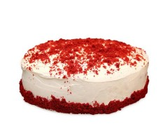 1 kg Red velvet fresh cream cake