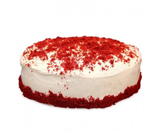 1 kg Red velvet fresh cream cake