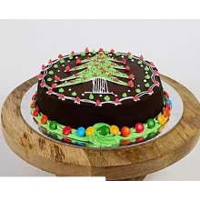designer Christmas cake 5 in sugauli