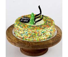 https://www.emotiongift.com/colourful-christmas-chocolate-cake