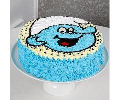 https://www.emotiongift.com/Cute-Smurf-Cream-Chocolate-Cake