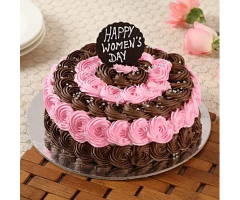 https://www.emotiongift.com/decorated-womens-day-chocolate-cake
