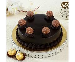 https://www.emotiongift.com/ferrero-rocher-truffle-cake