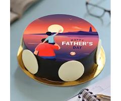 https://www.emotiongift.com/Happy-Father's-Day-Chocolate-Photo-Cake