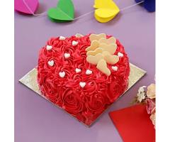 https://www.emotiongift.com/heart-shaped-love-chocolate-cake