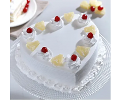 https://www.emotiongift.com/Heart-Shaped-Pineapple-Cake