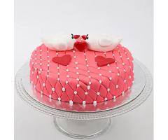 https://www.emotiongift.com/kissing-birds-chocolate-cake