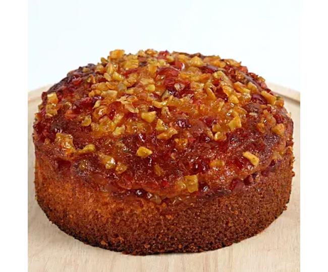 Mixed Fruit Delicious Plum Cake Half Kg
