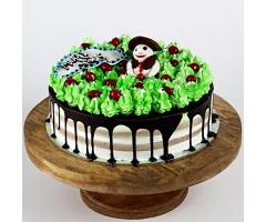 https://www.emotiongift.com/snowman-cherry-chocolate-cake