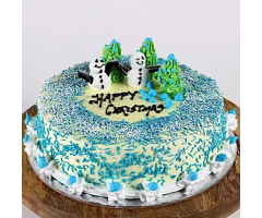 https://www.emotiongift.com/snowman-xmas-tree-chocolate-cake
