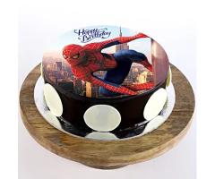 https://www.emotiongift.com/Spiderman-Chocolate-Photo-Cake