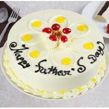 Butterscotch fathersday cake