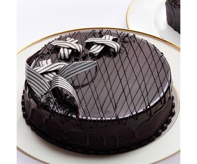 Five Star Truffle Cake