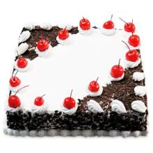 Cherry Blackforest Cake