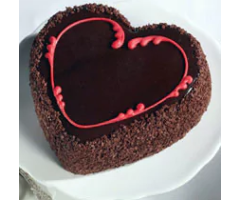Fabulous Heart Cake