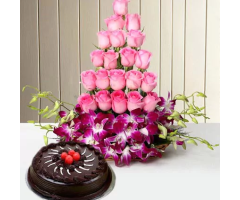 https://www.emotiongift.com/hugs-n-kisses-flowers-and-cake-combo