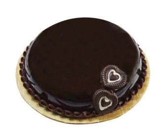 Rich Velvety Chocolate Cake