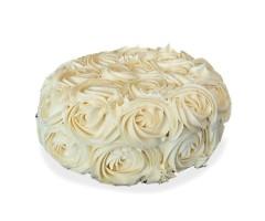 White Rose Cake 1kg