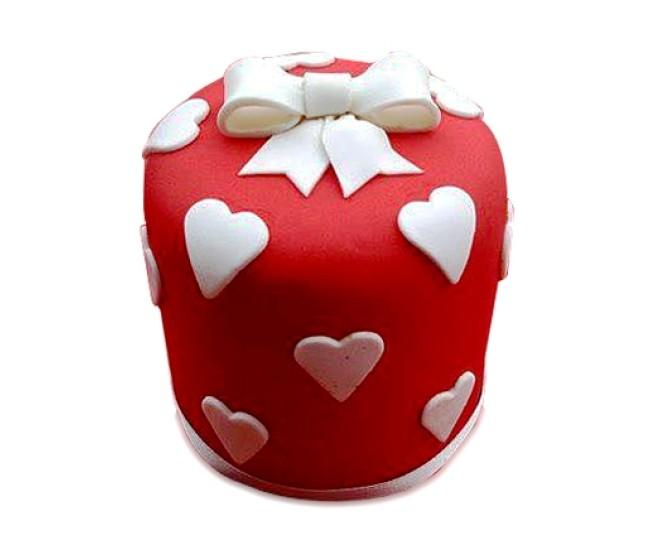 Heart Gift Cake 2kg
