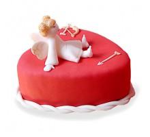 Cupid Love Cake 2kg
