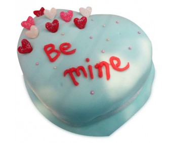 Be Mine Cake 2kg