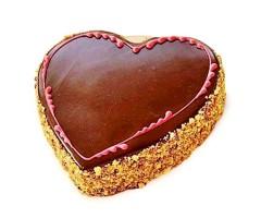 Chocolaty Heart Cake 2kg
