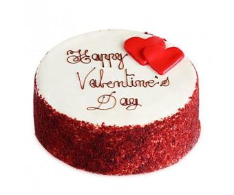 Red Rose Love Cake 1kg