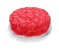 Valentine Red Velvet Cake 1kg