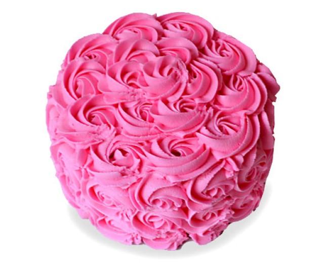 Rose Swirl Cake 1kg