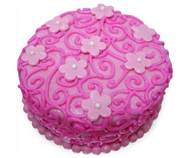 Designer Rose Cake 2kg