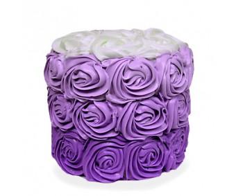 Violet Rose Cake 2.5kg - Agra