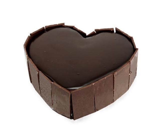 Cute heart shape cake 1 kg