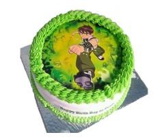 ben-10-cake 1kg