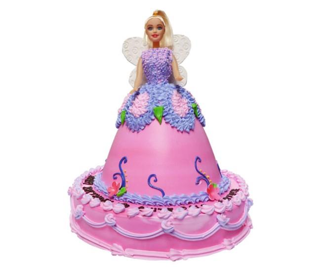 Doll Shape Cake 3 Kg