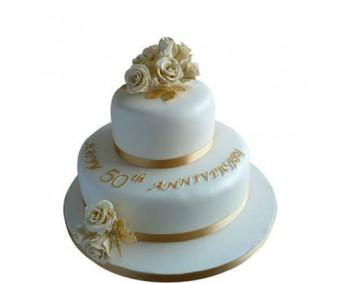 2 tier wedding 3kg