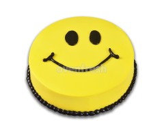 smiley-cake in all flavours 1kg